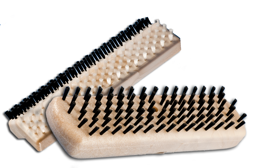 Tile & Grout cleaning brushes